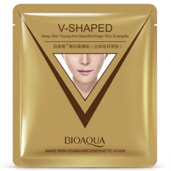 Маска для лица Bioaqua V-Shaped Mask