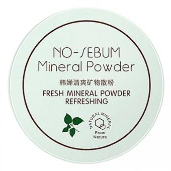 Пудра минеральная матирующая для лица Rorec No-Sebum Mineral Powder