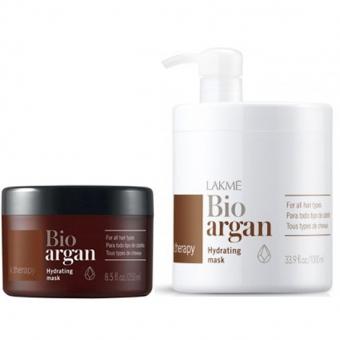 Аргановая увлажняющая маска Lakme Bio-Argan Hydrating Mask