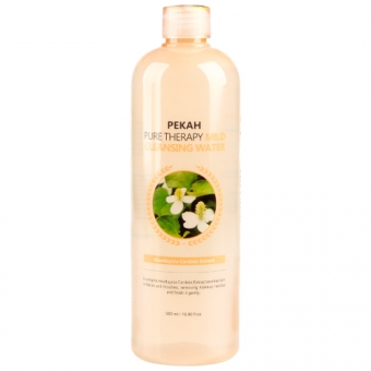 Мягкая очищающая вода Pekah Pure Therapy Cleansing Water Mild