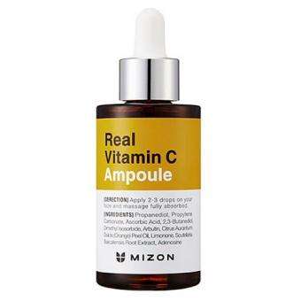 Сыворотка для лица с витамином Mizon Real Vitamin C Ampoule
