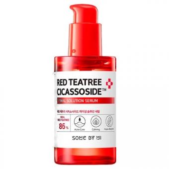 Сыворотка для лица с экстрактом красного чайного дерева Some by Mi Red Teatree Cicassoside Derma Solution Serum