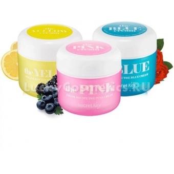 Увлажняющий и осветляющий крем Secret Key Color Recipe The Yellow Cream