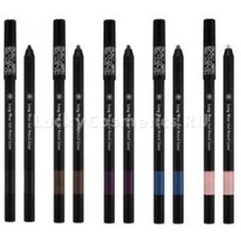 Устойчивый косметический карандаш для глаз Missha The Style Long Wear Gel Pencil Liner