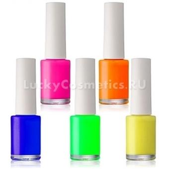 Насыщенный летний лак для ногтей The Saem Saemmul Hot Summer Nails