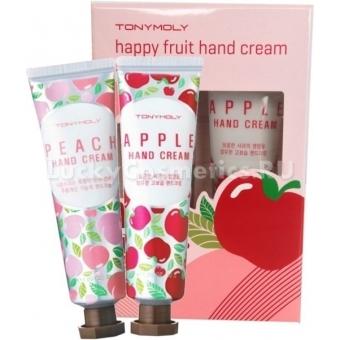 Набор кремов для рук  Tony Moly Happy Fruit Hand Cream Special Set