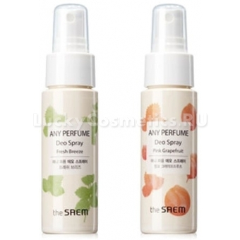 Спрей-дезодорант для тела The Saem Any Perfume Deo Spray