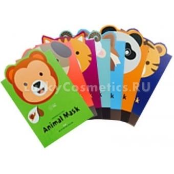 Тканевая маска Berrisom Animal Mask Series