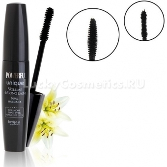 Многофункциональная тушь Baviphat Powerful Unique Volume & Curling Dual Mascara
