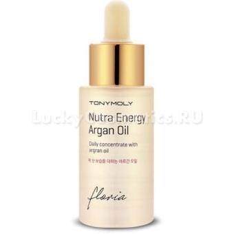Аргановое масло для лица Tony Moly Floria Nutra Energy Argan Oil