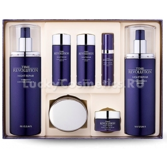 Набор для лица Missha Time Revolution Night Repair Set № 2