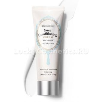 Основа под макияж для жирной кожи Etude House Face Conditioning Cream