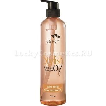 Гель сильной фиксации для укладки волос Flor de Man Hair Care System Stylish Super Hard Hair Gel