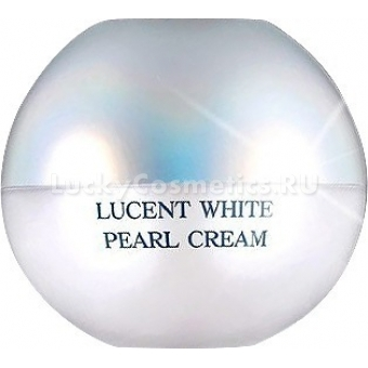 Крем с жемчугом для лица RiRe Lucent White Pearl Cream