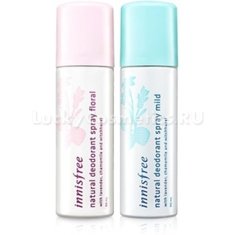 Дезодорант Innisfree Natural Deodorant Spray