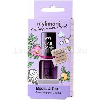Активатор роста ногтей MyLimoni Boost & Care