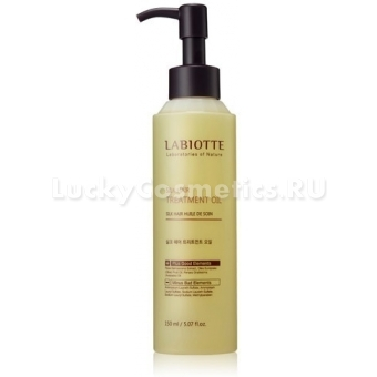 Восстанавливающее масло для волос Labiotte Silk Hair Treatment Oil