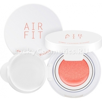 Румяна-кушон A'Pieu Air-Fit Cushion Blusher