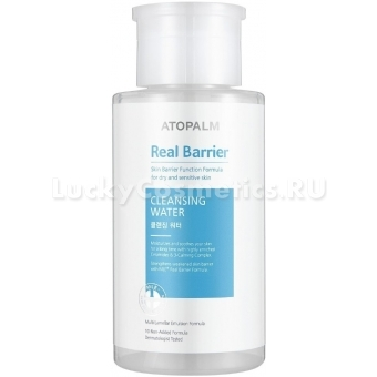Очищающая вода Atopalm Real Barrier Cleansing Water