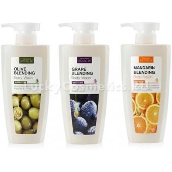 Гель для душа Welcos Around Me Olive Blending Body Wash