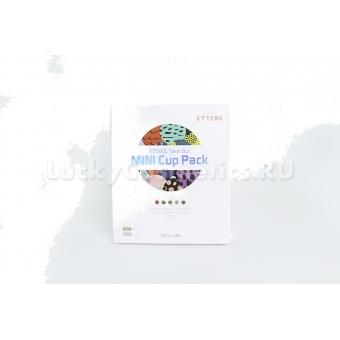 Набор уходовых масок для лица Ettang Take Out Mini Cup Pack