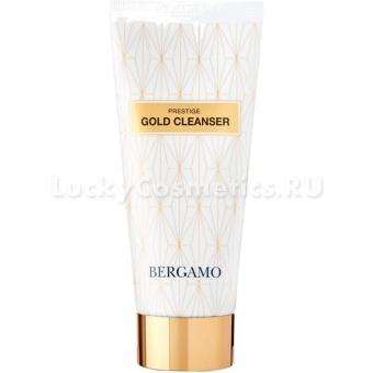 Очищающая пенка с золотом Bergamo Prestige Gold Cleanser