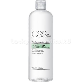 Мицеллярная вода Holika Holika Less On Skin Micellar Cleansing Water