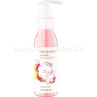 Гель для душа с экстрактом мангостина It's Skin MangoWhite Body Wash