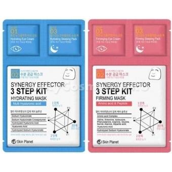 Комплекс для вечернего ухода за кожей Mijin Cosmetics Skin Planet Synergy Effector 3-Step Kit