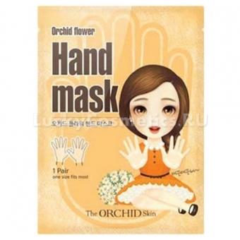 Маска-перчатки для рук The Orchid Skin Hand Mask Sheet