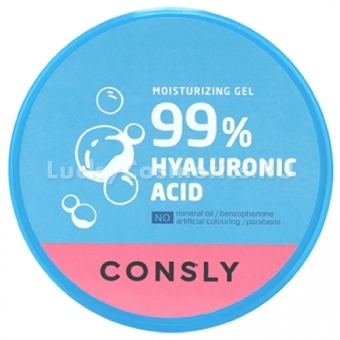 Суперувлажняющий гель Consly Hyaluronic Acid Moisture Gel