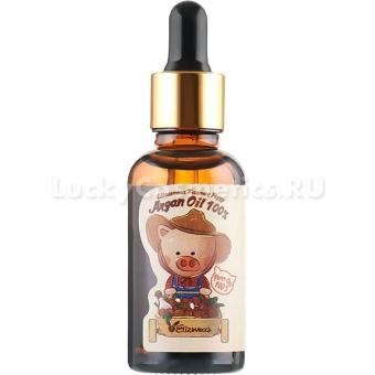 Чистое аргановое масло Elizavecca Farmer Piggy Argan Oil 100%