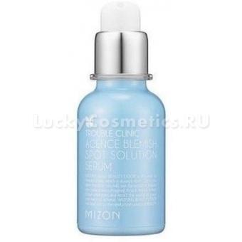 Точечная сыворотка для проблемной кожи Mizon Acence Blemish Spot Solution Serum