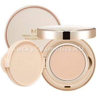Компактная крем-пудра Missha M Prism Essence Foundation SPF 30/PA