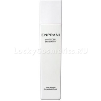 Софтнер увлажняющий осветляющего действия Enprani Whitecell Skin Softner