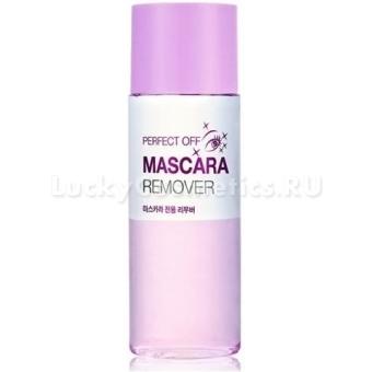 Жидкость для снятия макияжа Holika Holika Perfect Off Mascara Remover