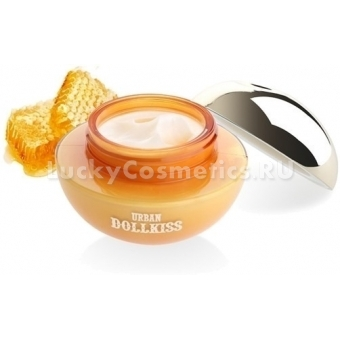 Крем с золотом и пептидами Baviphat Urban Dollkiss Agamemnon 24K Gold Peptide Cream