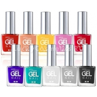 Гель-лак для ногтей VOV Super Lasting Gel Nail