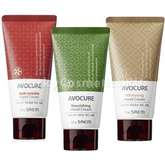 Крем для рук The Saem Avocure Hand Cream