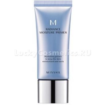 Увлажняющий праймер Missha M Radiance Moisture Primer