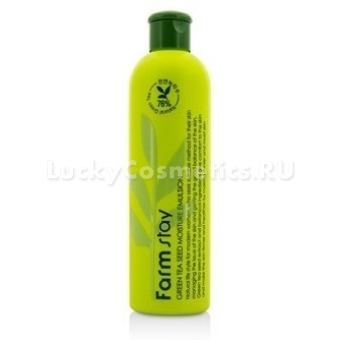 Увлажняющая эмульсия FarmStay Green Tea Seed Moisture Emulsion
