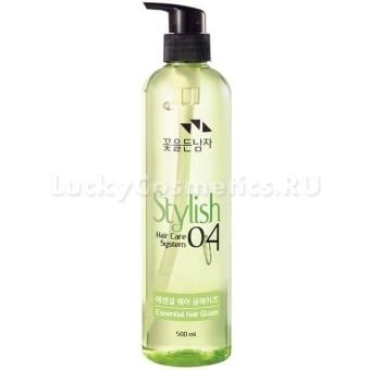 Смягчающая глазурь для волос Flor de Man Hair Care System Stylish Essential Hair Glaze