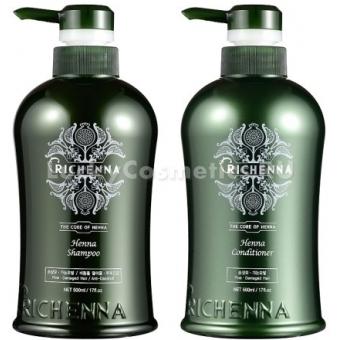 Набор из 2 - х предметов (кондиционер + шампунь) Richenna Clinic  Shampoo&Treatment