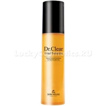 Сыворотка против воспалений The Skin House Dr. Clear Magic Lotion