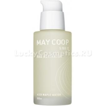 Омолаживающая и увлажняющая сыворотка с кленовым соком May Coop Raw Activator