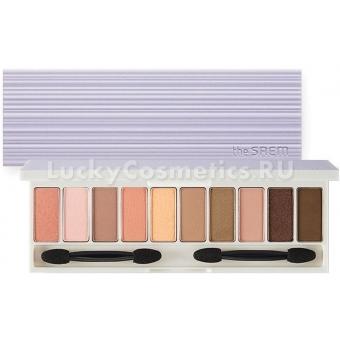 Палетка теней для глаз The Saem Color Master Shadow Palette