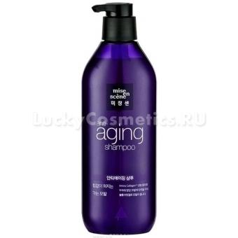 Антивозрастной шампунь Mise En Scene Aging Care Shampoo