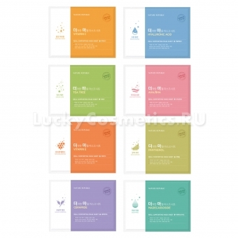 Тканевая маска Nature Republic Real Comforting Mask Sheet