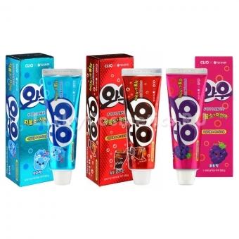 Детская Зубная паста Clio Wow toothpaste
