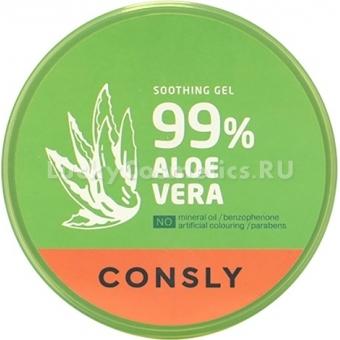 Успокаивающий гель с экстрактом алоэ вера Consly Aloe Vera Soothing Gel
